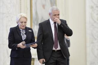 Reactia lui Dancila, dupa amenintarile lui Dragnea: Nu i-e frica sa fie data jos si refuza din nou restructurarea Guvernului