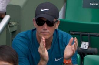 Reactia lui Darren Cahill dupa calificarea Simonei Halep in finala de la Roland Garros