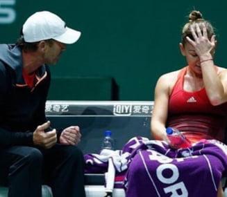 Reactia lui Darren Cahill dupa ce Romania a fost invinsa de Franta in semifinalele Fed Cup