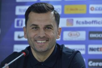 Reactia lui Dica dupa victoria FCSB din Europa League