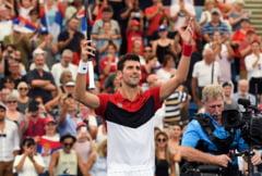 Reactia lui Djokovic dupa calificarea in finala Australian Open