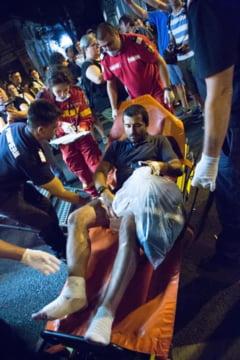 """Reactia lui Doru Oprea, unul dintre protestatarii raniti de jandarmi la protestul din 10 august: """"Voi contesta decizia si sunt decis sa merg si la CEDO"""""""