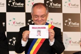 Reactia lui Emil Boc dupa ce Simona Halep nu a mai venit la Cluj pentru partida de Fed Cup