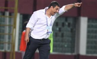 Reactia lui Ganea, dupa esecul din derbi cu Dinamo. Fanii i-au cerut demisia, din nou