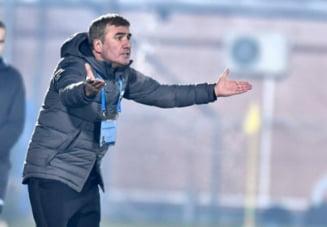 Reactia lui Gica Hagi dupa eliminarea spectaculoasa din Cupa Romaniei