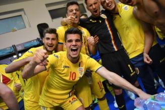 Reactia lui Gica Hagi dupa golul fantastic marcat de fiul sau la nationala