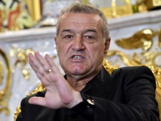 Reactia lui Gigi Becali dupa acuzele celor de la CFR Cluj