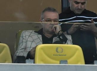 Reactia lui Gigi Becali dupa eliminarea din Liga Campionilor