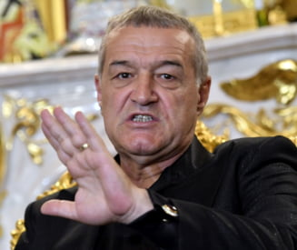 Reactia lui Gigi Becali dupa infrangerea rusinoasa a FCSB din Europa League