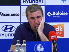 """Reactia lui Hagi dupa infrangerea la scor a Viitorului in Europa League: """"Totul e posibil in fotbal"""""""