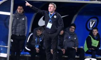 Reactia lui Hagi dupa infrangerea suferita in meciul cu CFR Cluj