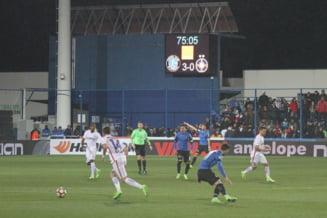 Reactia lui Hagi dupa victoria cu Steaua: Putem castiga campionatul!