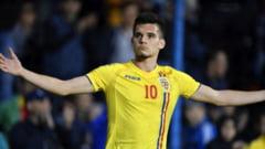 Reactia lui Ianis Hagi dupa infrangerea dureroasa din meciul cu Spania