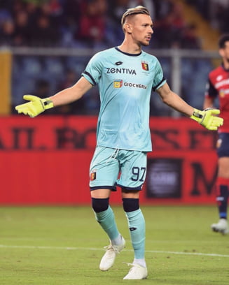 Reactia lui Ionut Radu, dupa egalul facut in fata lui Juventus. Mesaj special catre Ronaldo