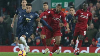 Reactia lui Jose Mourinho dupa esecul din derbiul dintre Manchester United si Liverpool