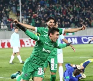 Reactia lui Keseru dupa golul din poarta lui Arsenal: Toata Bulgaria poate fi mandra
