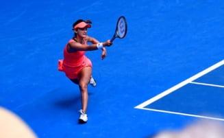 Reactia lui Lauren Davis dupa meciul minunat cu Simona Halep de la Australian Open