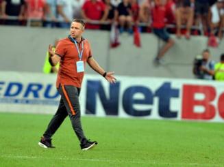 Reactia lui Laurentiu Reghecampf, dupa ce Steaua a devenit lidera Ligii 1