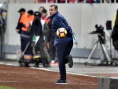 Reactia lui Laurentiu Reghecampf, dupa ce Steaua a revenit pe primul loc in Liga 1