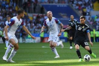 Reactia lui Leo Messi dupa meciul slab facut in fata Islandei la Cupa Mondiala: Ma simt vinovat