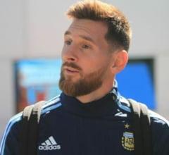 Reactia lui Lionel Messi dupa meciul fantastic din preliminarii