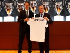 Reactia lui Lopetegui dupa ce a fost dat afara de Real Madrid