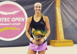 Reactia lui Mandy Minella dupa victoria in fata Mihaelei Buzarnescu - ce spune despre conflictul cu tenismena noastra