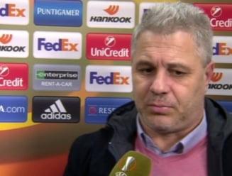 Reactia lui Marius Sumudica dupa victoria superba din Europa League