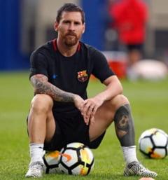 Reactia lui Messi dupa ce Neymar si-a anuntat plecarea de la Barcelona