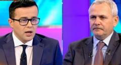 """Reactia lui Mihai Gadea dupa ce Dragnea a spus ca Antena 3 a difuzat """"mizerii"""" despre fiul sau"""