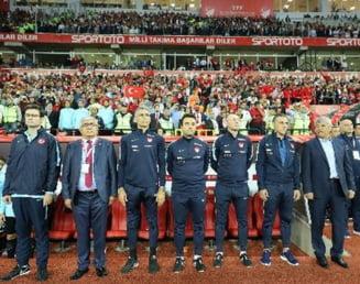 Reactia lui Mircea Lucescu dupa prima victorie la nationala Turciei