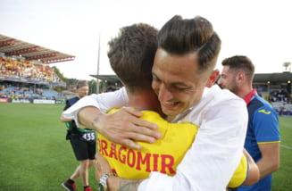 Reactia lui Mirel Radoi dupa calificarea Romaniei in semifinalele EURO U21