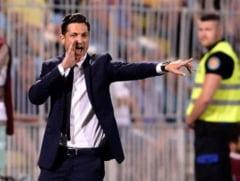 Reactia lui Mirel Radoi dupa umilinta suferita de Steaua in Europa League: Ce spune despre demisie