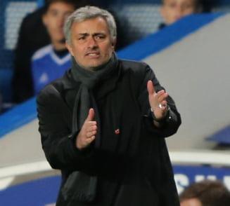 Reactia lui Mourinho dupa eliminarea din Champions League: Momentul cheie al semifinalei
