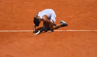 Reactia lui Naomi Osaka dupa eliminarea suferita de la Roland Garros