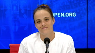 Reactia lui Nicole Gibbs dupa infrangerea suferita in fata Simonei Halep la US Open