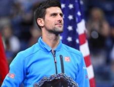 Reactia lui Novak Djokovici dupa finala pierduta de la US Open