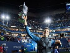 Reactia lui Novak Djokovici dupa succesul din finala de la US Open