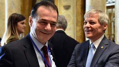 Reactia lui Orban dupa ce USR/PLUS l-a propus pe Dacian Ciolos pentru functia de premier, dupa alegerile parlamentare