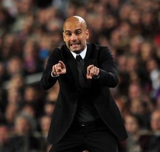 Reactia lui Pep Guardiola, dupa infrangerea cu Real Madrid din Liga Campionilor