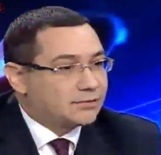 Reactia lui Ponta la amenintarile PNL: Azi facem sport