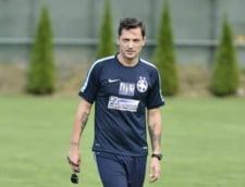 Reactia lui Radoi dupa infrangerea rusinoasa suferita de Steaua in Liga Campionilor