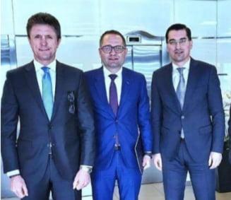 Reactia lui Razvan Burleanu dupa ce Gica Popescu si-a dat demisia pentru o fotografie facuta impreuna
