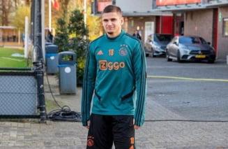 Reactia lui Razvan Marin dupa ce a aflat ca Ajax l-a pus pe lista neagra