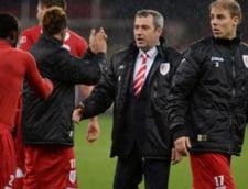 Reactia lui Rednic dupa victoria cu Bruges