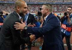 Reactia lui Reghecampf dupa infrangerea cu Manchester City