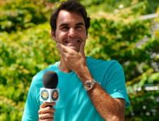 Reactia lui Roger Federer dupa declaratiile facute de Ion Tiriac: Chiar nu stiu cum sa-i raspund