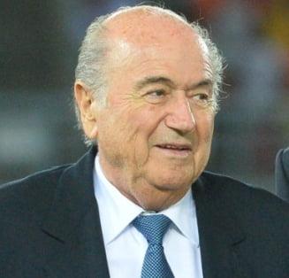 Reactia lui Sepp Blatter dupa scandalul urias ce a lovit FIFA