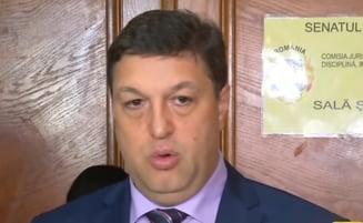 Reactia lui Serban Nicolae dupa ce si-a pierdut functiile din Parlament: E unul care canta mai bine decat mine?