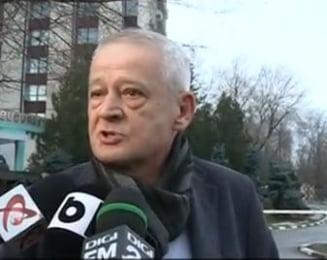 Reactia lui Sorin Oprescu, dupa anuntul DNA in privinta National Arena (Video)